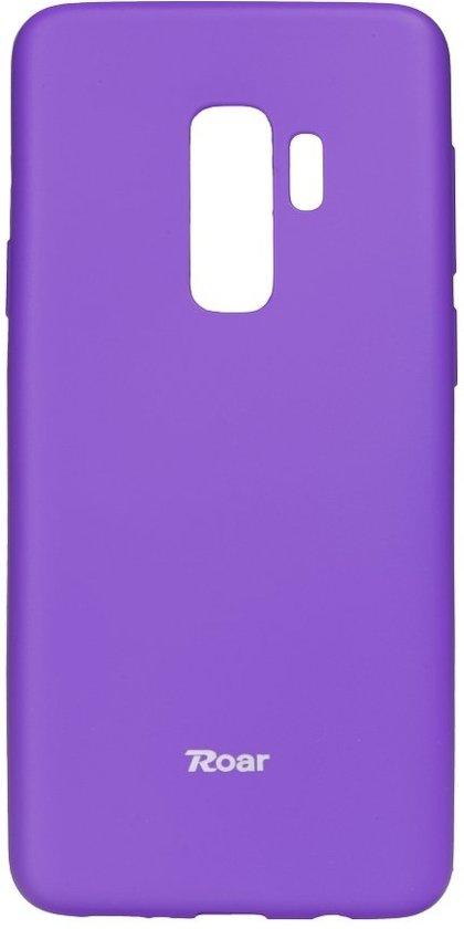 super popular b2ebb 8ba4b Roar 360 Jelly Case - Galaxy S9 plus - Paars