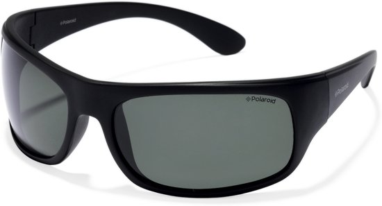4bed510b892aa3 Polaroid® Onbreekbare Polariserende Zonnebril Sportzonnebril Zwart Senior  Sport Vis Boot Fiets Zonnebril Fietsbril Buigbaar