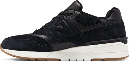 Mannen SneakersMaat Traditionnels Zwart 5 New Classics Balance 42 597 N08wnm