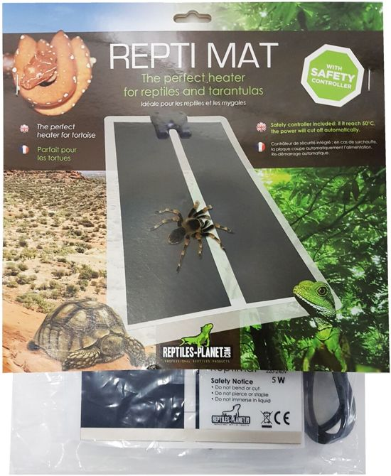 Repti Mat 5W - 14x15cm