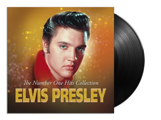 Elvis Presley - The Number One Hits LP (180 grams)