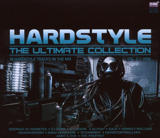 Hardstyle The Ultimate Collection Vol.2 2006
