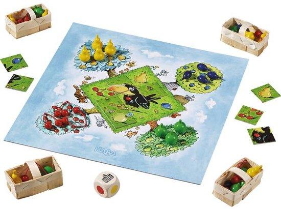 Haba - Spel - Mijn grote boomgaard - spelletjesverzameling