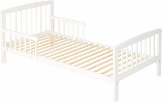 Peuterbed Met Uitvalbeveiliging.Bol Com Prachtig Peuterbed Kinderbed Houten Bed 140x70cm