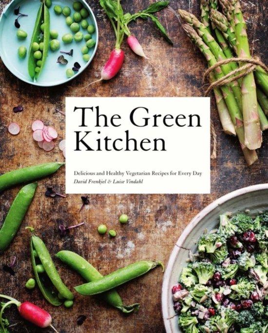 Boek cover The Green Kitchen van Frenkiel, David (Hardcover)