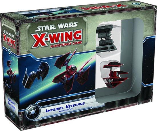 Afbeelding van het spel Star Wars X-Wing Imperial Veterans Expansion