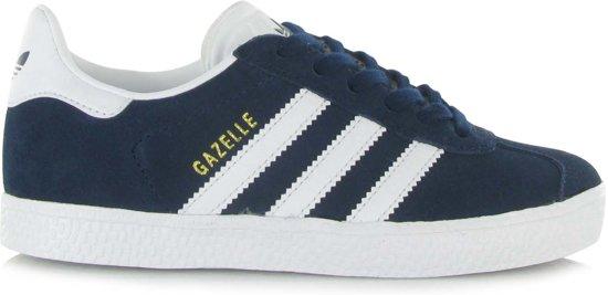 eb00064e778 Adidas Jongens Sneakers Gazelle C - Blauw - Maat 34