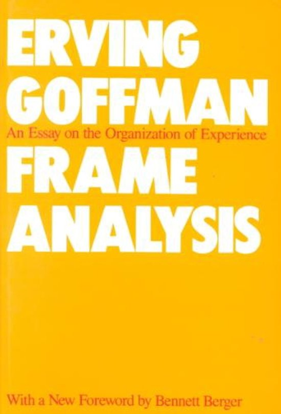 Bol The Goffman Reader 9781557868947 Charles Lemert Boeken