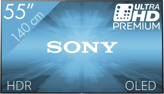 Sony KD-55A1 - 4K OLED TV