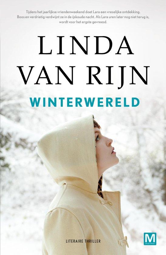 Boek cover Winterwereld van Linda van Rijn (Onbekend)