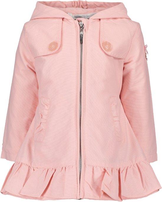 bol | le chic meisjes zomerjas - pink crystal - maat 74