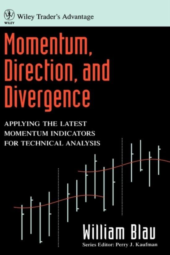 bol com   Momentum, Direction, and Divergence, William Blau
