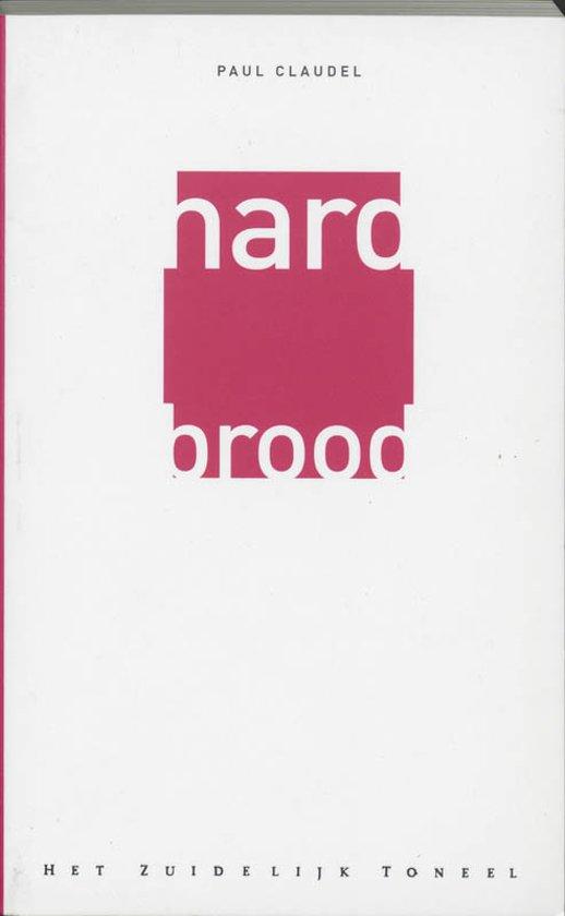 Cover van het boek 'Hard brood' van Philippe Claudel