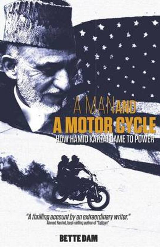 A Man and a Motorcycle