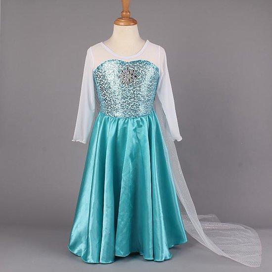 Lange jurk 122