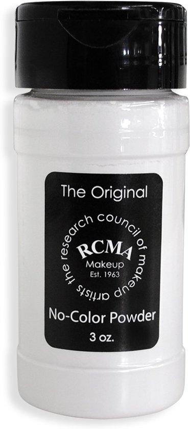 RCMA Makeup No Color Poeder