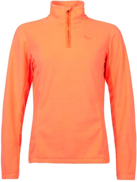 Protest Fleece Top Dames MUTEY Cool OrangeXL/42