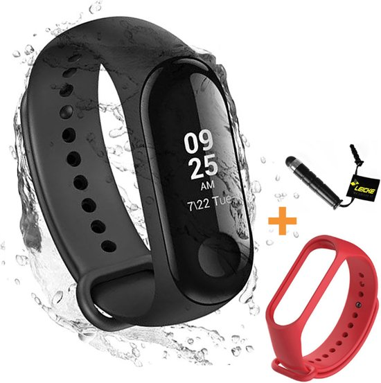 Xiaomi Mi Band 3 - Activity tracker - Rood