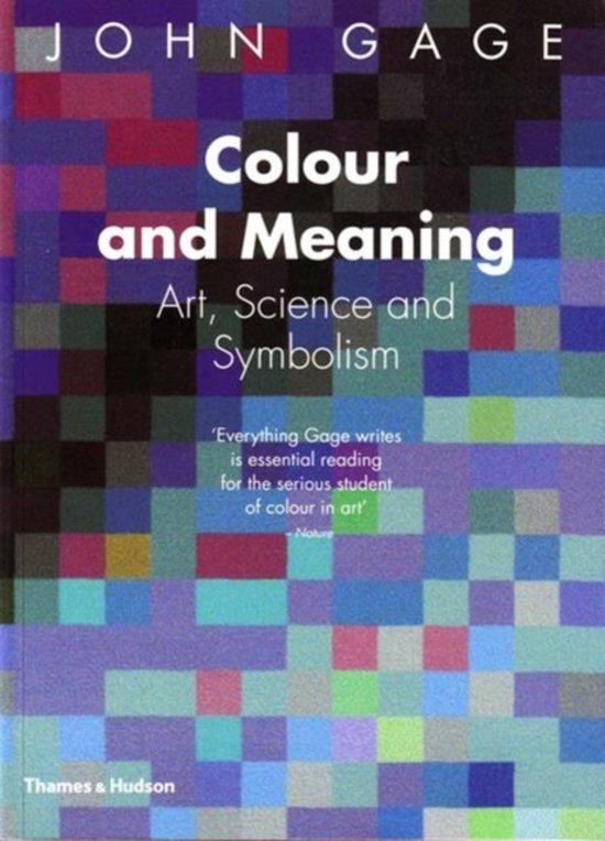 Bol Colour And Meaning John Gage 9780500282151 Boeken