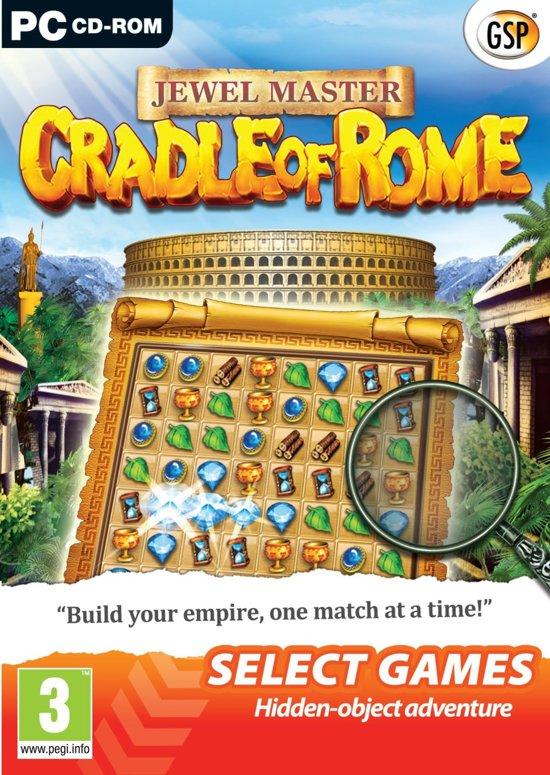 Jewel Master Cradle of Rome - Windows