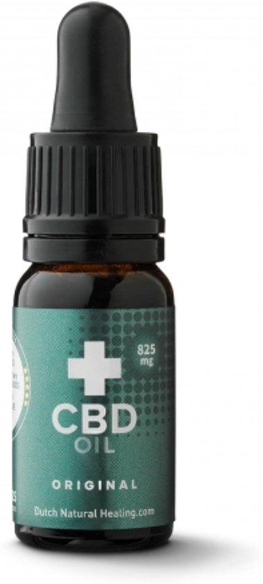 CBD+ olie (16% CBD), 10ml