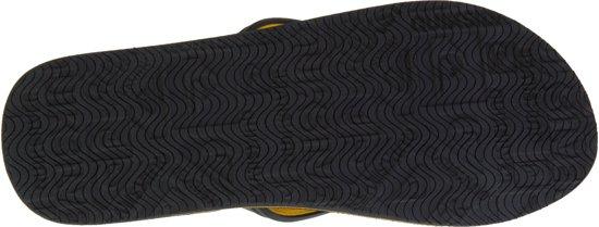 Zwart Wave Sndlslippers New oranje Maat Mannen Molokai 41 Quiksilver M grijs Up88xI
