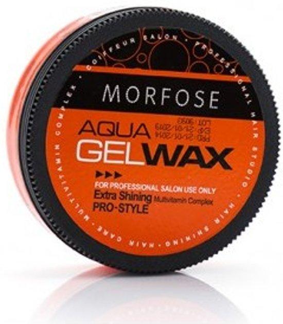 Bol Com Morfose Aqua Gel Wax Extra Shining 175 Ml