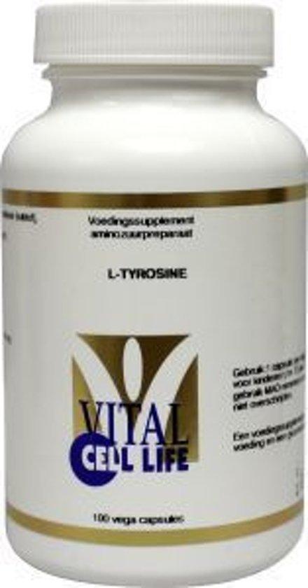 Tyrosine 400Mg Vcl