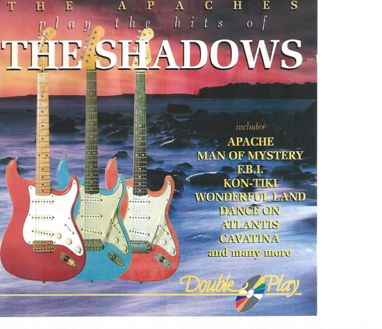 THE APACHES PLAY THE SHADOWS HITS