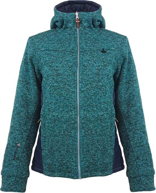 Bjornson Swann - Vest Reversible - Dames - Maat 48 - Blauw / Aqua
