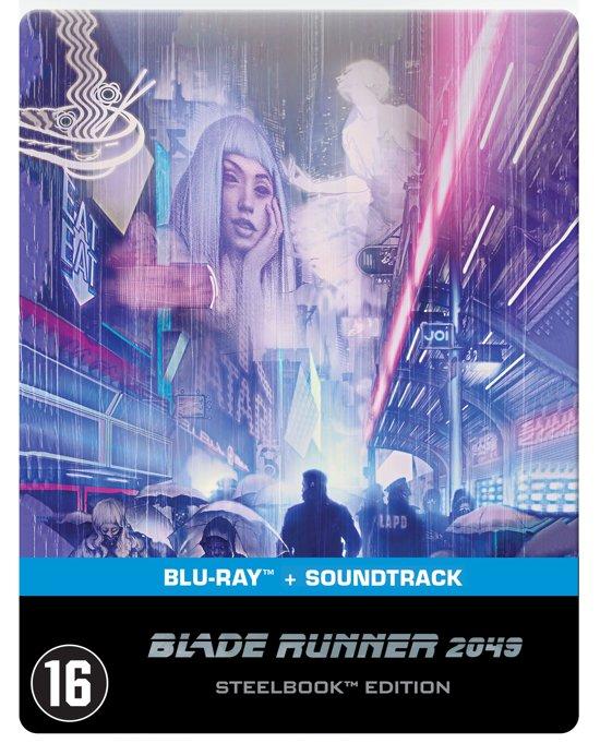 Blade Runner 2049 (Steelbook) (Inclusief Soundtrack)