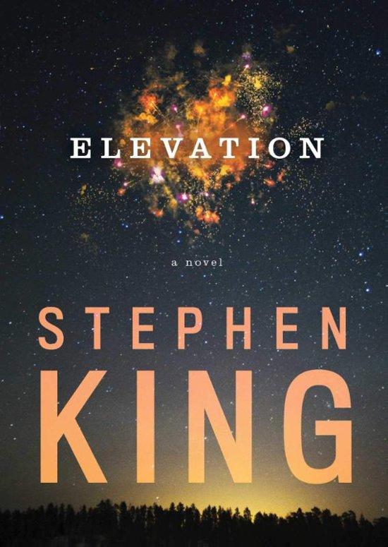 Boek cover Elevation van Stephen King (Onbekend)
