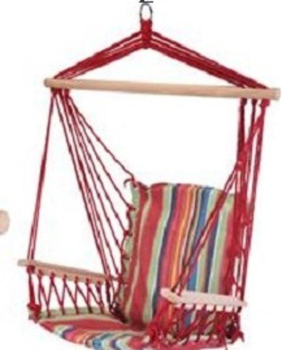 Hangmat stoel - Hangende tuinstoel - 90x50x15cm