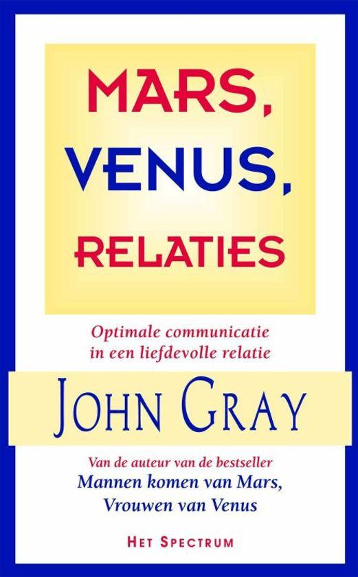Mars, Venus, Relaties