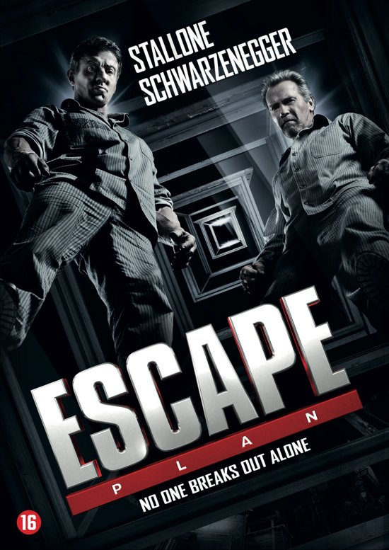 Cover van de film 'Escape Plan'