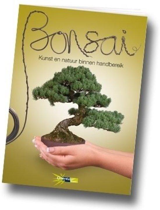 Bonsai accessoires Bonsaiboekje Nederlands