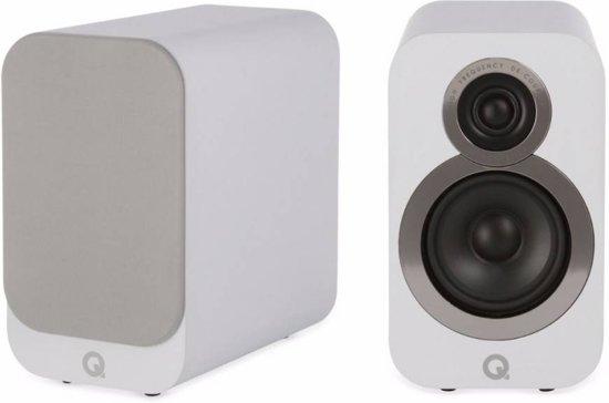 Q Acoustics 3010i Wit (per paar)