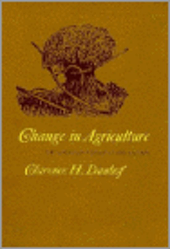 Change in Agriculture