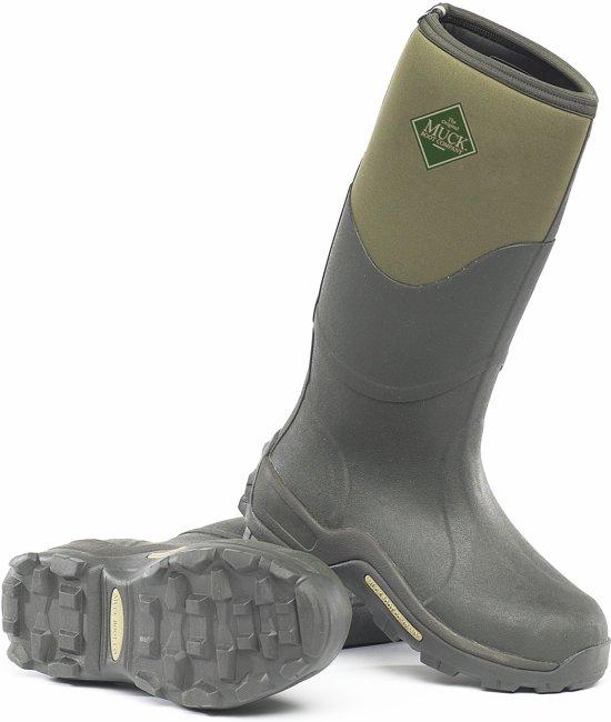 Muck Boot Muckmaster Outdoorlaarzen - Groen - Maat 48