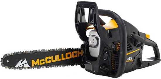 McCULLOCH CS340 14 inch F benzine kettingzaag