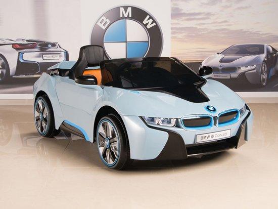 Bol Com Bmw I8 Elektrische Kinderauto Incl Afstandsbediening
