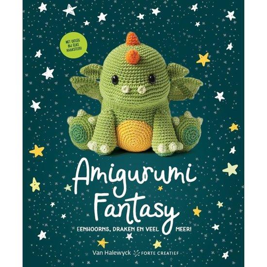 Bolcom Amigurumi Fantasy Vermeiren Joke 9789461318787 Boeken