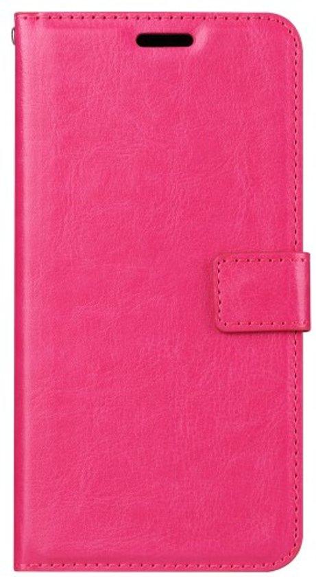 Motorola Moto G5 - Bookcase Roze - portemonee hoesje