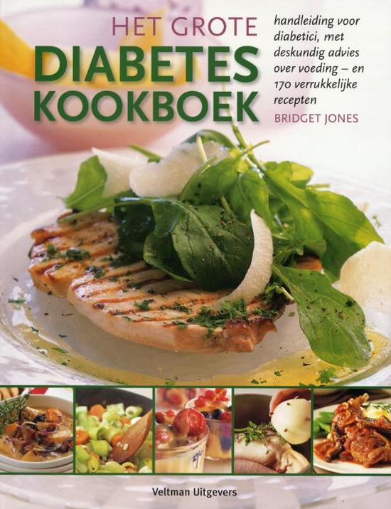 diabetes kookboek