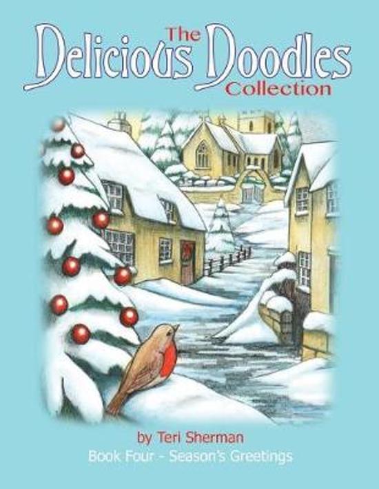 The Delicious Doodles Collection Book Four