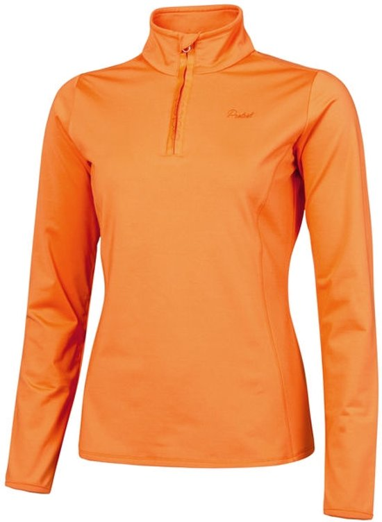 Mandarinm Fleece Protest Fabrizoy Dames 38 Top 8Idd1xnq