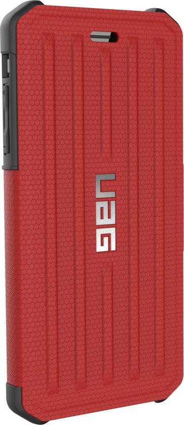 UAG Metropolis Folio Case Magma Red iPhone  7 Plus / 8 plus