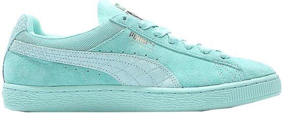 Puma Diamond Classic Sneakers Turquoise Heren Maat 37.5