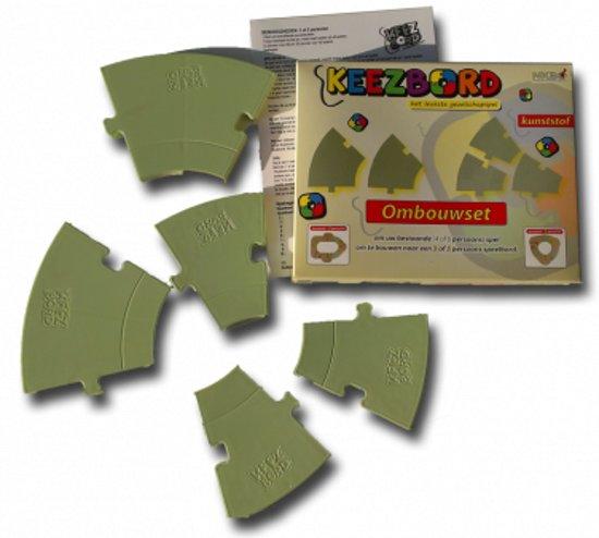 Keezbord uitbreidingsset Kunststof voor 3 of 5 personen
