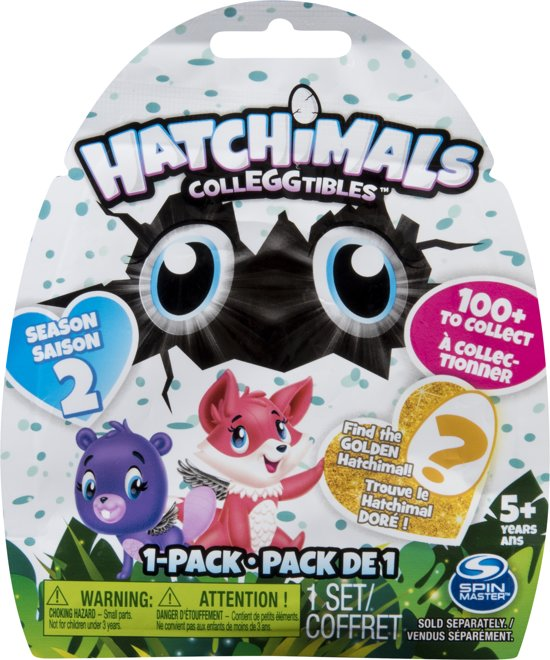 Hatchimals CollEGGtibles 1 Pack - Seizoen 2
